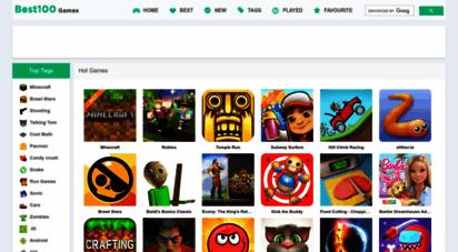 gamesbs.com - game reviews - download - play online  best 100 games