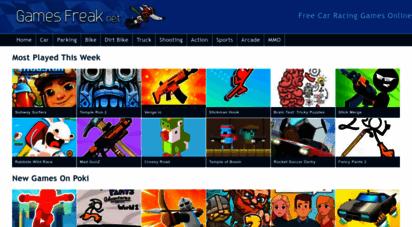 gamesfreak.net - car games online  racing games  free games