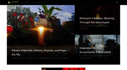 gameskinny.com - video game news, cheats, guides, walkthroughs, videos, reviews & culture