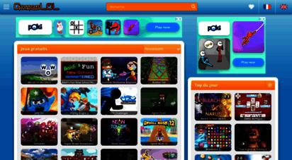 gameslol.net - jeux gratuits en ligne - jeux flash