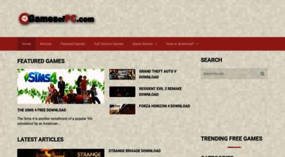 gamesofpc.com - gamesofpc.com - download for free!