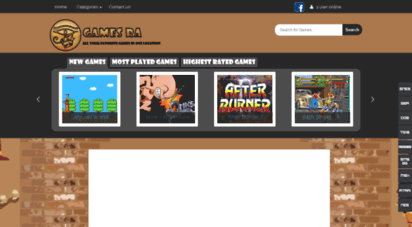 gamesra.com - games ra is a place to play all kind of video games, huge selection of action, adventure, puzzle, rpg, retro, fighting, halloween, shooter games online in your browser, no download required.