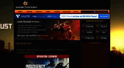 gametracker.com -