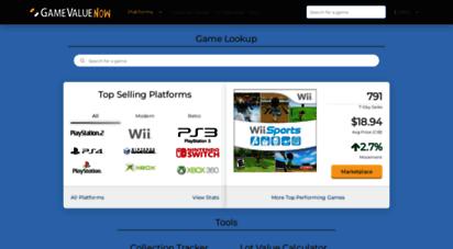 gamevaluenow.com