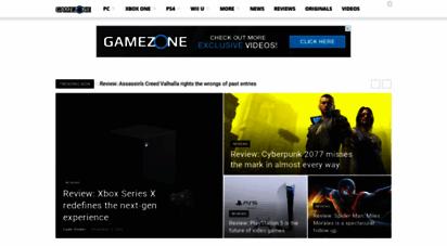 gamezone.com -