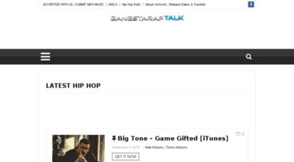 gangstaraptalk.com -