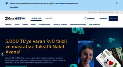 garanti.com.tr - garanti bbva