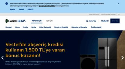 garantibbva.com.tr - garanti bbva