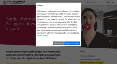 gardainformatica.it - sviluppo software personalizzato a brescia, cremona, bergamo e verona