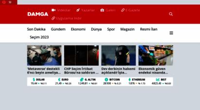 gazetedamga.com.tr - gazete damga  haber, son dakika haberler, güncel haberler
