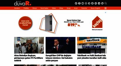 gazeteduvar.com.tr - gazete duvar