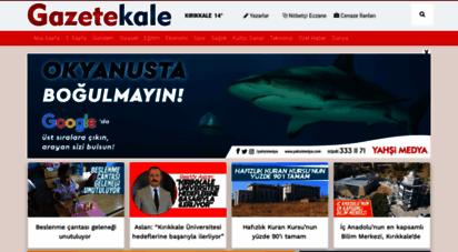 gazetekale.com - gazetekale  kırıkkale haber - son dakika kırıkkale...