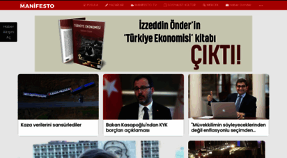 gazetemanifesto.com