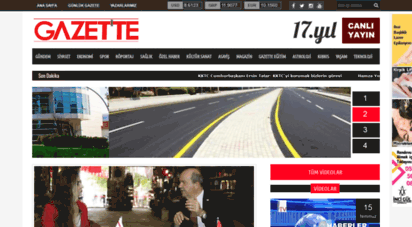 gazette.com.tr -