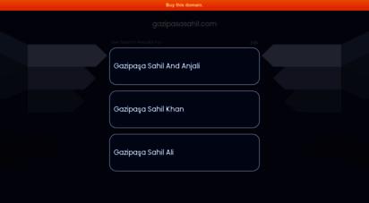 gazipasasahil.com - gazipaşa sahil gazetesi