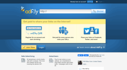 gdanstum.net - adfly - the url shortener service that pays you! earn money for every visitor to your links.