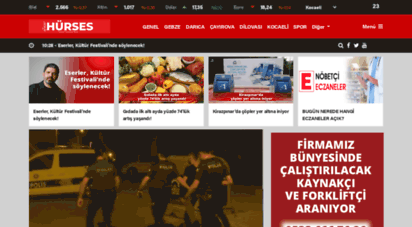 gebzehurses.com - gebze hürses gazetesi