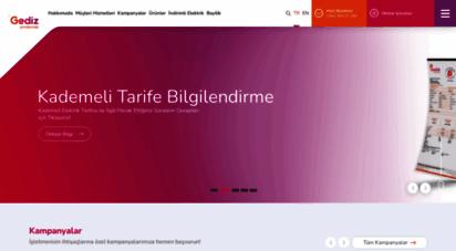 gediz.com