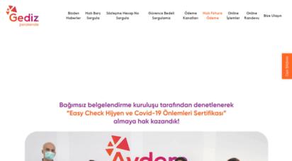 gedizelektrik.com.tr