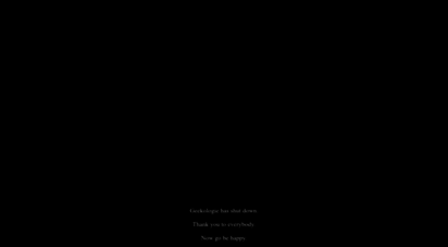 geekologie.com - geekologie - gadgets, gizmos, and awesome
