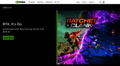 geforce.com - geforce-grafikkarten - das ultimative pc-gaming