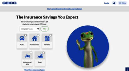 geico.com - an insurance company for your car and more  geico