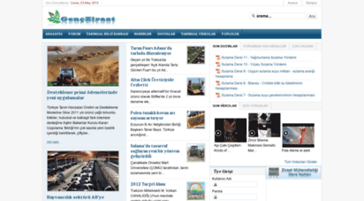 gencziraat.com - genç ziraat - ziraat mühendisliği platformu