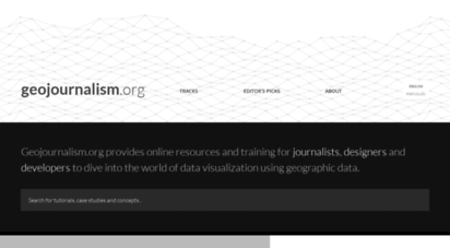 geojournalism.org - geojournalism.org - best tools for multimedia reportinggeojournalism.org  best tools for multimedia reporting