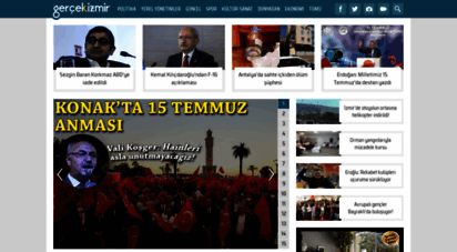 gercekizmir.com - gerçek izmir - kentte haberin gerçek adresi