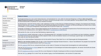 gesetze-im-internet.de -