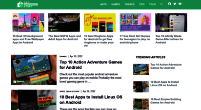 getandroidstuff.com - get android stuff  best apps, games, how to guides & accessories review