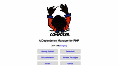 getcomposer.org