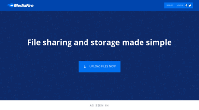 free file sharing and storage made simple