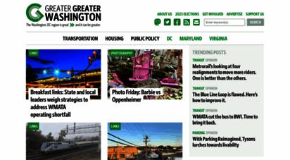 ggwash.org - greater greater washington