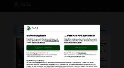 giga.de - giga - leidenschaft für technik und games
