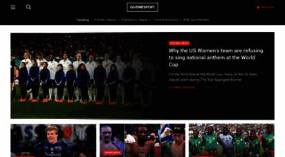 givemesport.com - sports news  headlines, rumours & opinion  givemesport