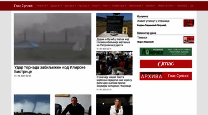 glassrpske.com - glas srpske