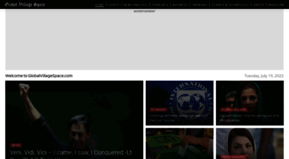 globalvillagespace.com - home gvs - global village space - global village space