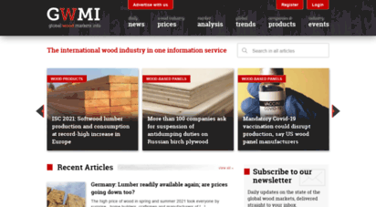 globalwoodmarketsinfo.com - global wood markets info