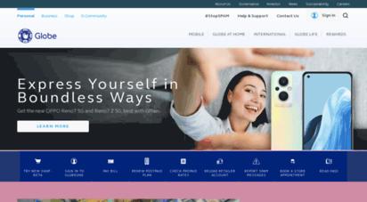 globe.com.ph -