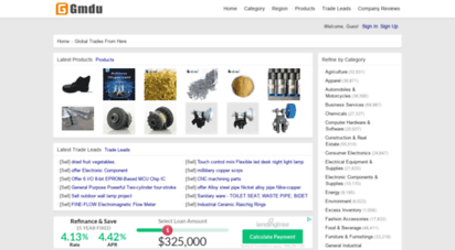 gmdu.net - global manufacturers