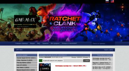gmt-max.net - games mega torrents - скачать игры через торрент 2019-2020