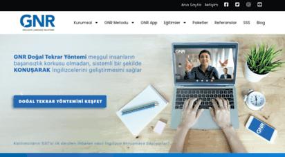 gnregitim.com - gnr  bireysel ve kurumsal ingilizce eğitimi ve özel ders