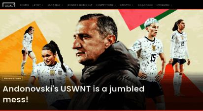 goal.com - fußball-news, live-resultate, ergebnisse und transfers  goal.com deutschland