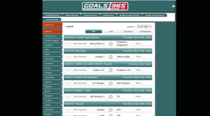 goals365.com - untitled docment