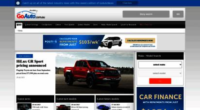 goauto.com.au - goauto  car reviews, car research, car news & car research