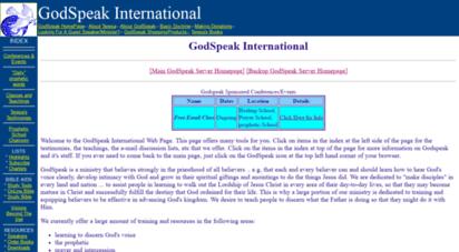 godspeak.net