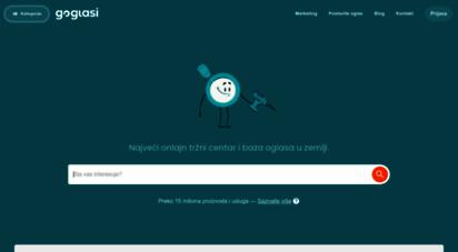 goglasi.com - goglasi.com - svi mali oglasi i web shopovi iz srbije