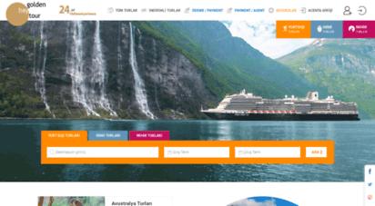 goldenbaytour.com - golden bay tour yurtdışı balayı turları kara gemi cruise turları