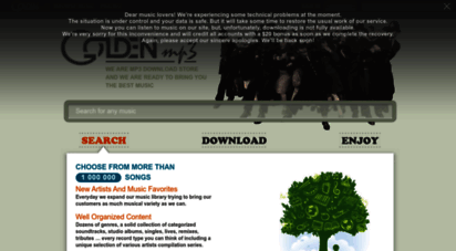 goldenmp3.ru - goldenmp3 - best place to download music